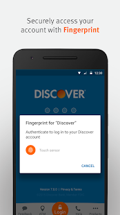 Discover Mobile- screenshot thumbnail