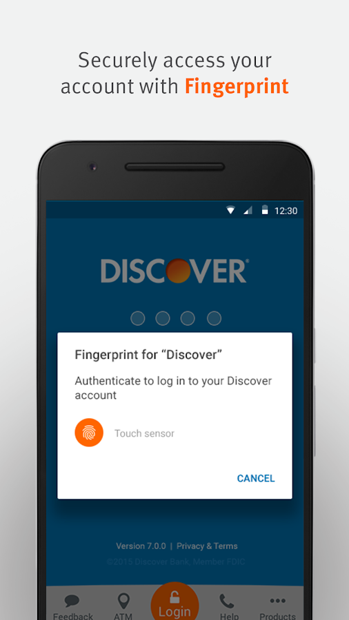 Discover Mobile- screenshot