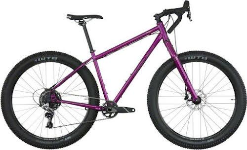 Salsa 2018 Fargo Rival 1 27.5+ Bikepacking Bike