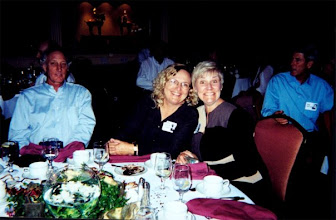 Photo: Randy Demeter, Pattie Barron & Judy Whitney at the 2002 ReUnion