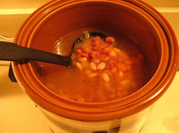 Mountain Bean-bean Luck Soup Recipe