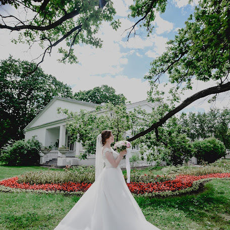 Wedding photographer Natalya Zakharova (natuskafoto). Photo of 19.03.2018