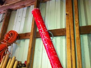 Photo: Archery arrow case homemade by TSD