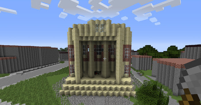 Minecraft could help young people design Newtown's future