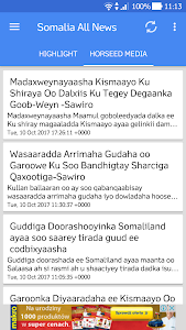 Download Somalia All News APK latest version 1 0 for android