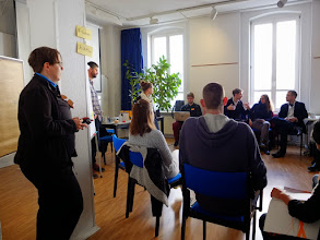 Photo: Impressionen von der Fachkräfteschulung