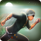 Sky Dancer Run - Running Game Icon