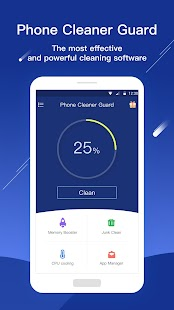 Phone Cleaner Guard - Booster & Cleaner - náhled