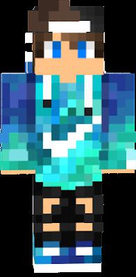I just made a skin. lol