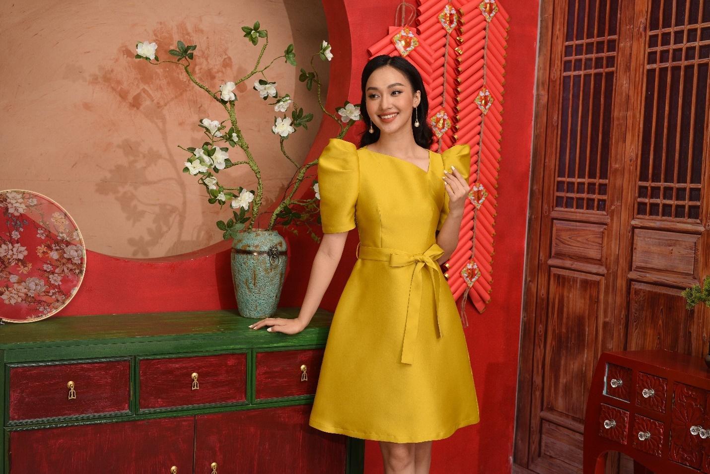Bắt trend xu hướng Tết 2021 cùng NK Fashion – Thời trang Hàn Quốc - Ảnh 3