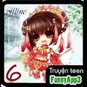 truyện teen p7 offline icon