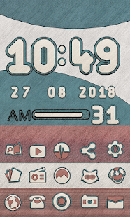 Native Icon Pack Natural Art Screenshot