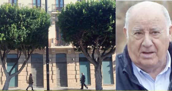 Amancio Ortega vende el edificio de Zara en el Paseo por seis millones de euros