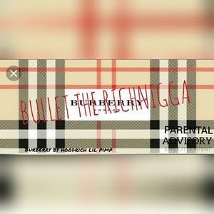 Cover Art for song Burberry