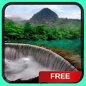 Beautiful Waterfall Live Wallp