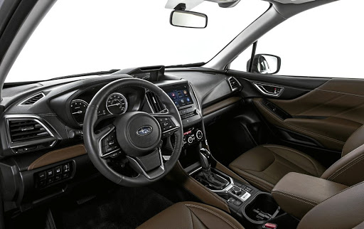 The interior boasts more space and more equipment. Picture: QUICKPIC