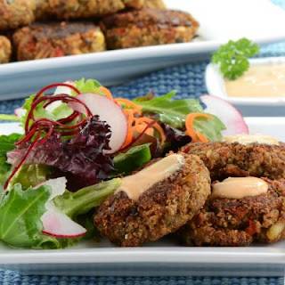 Spicy Cajun-Inspired Crab Cakes