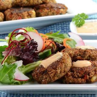 Spicy Cajun-Inspired Crab Cakes