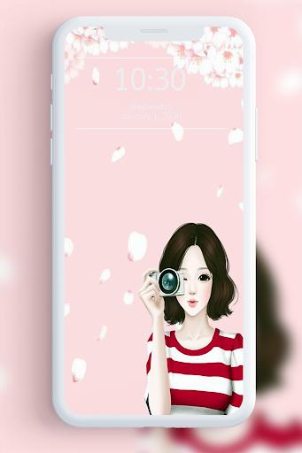Cute Laura Wallpaper 1.1 screenshots 4