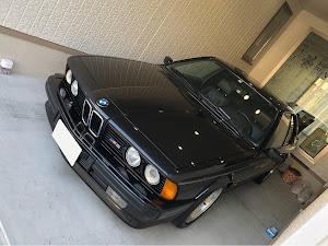 M6 E24 88年式 D車のカスタム事例画像 とありくさんの2020年02月24日06:59の投稿