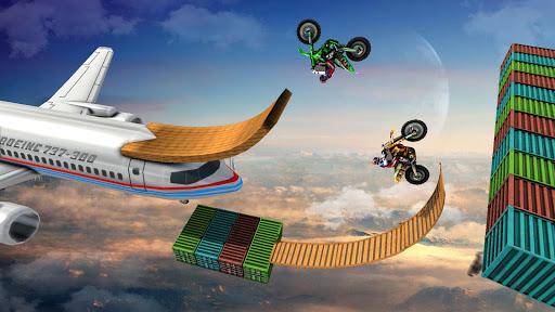 Tricky Bike Stunt Racing 2020 1.0 screenshots 4