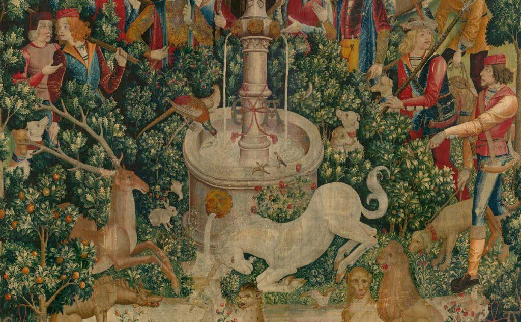 Средневековый мир собак 1