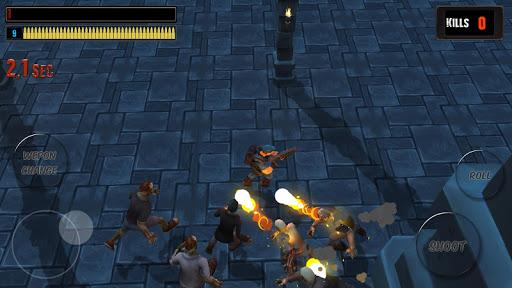 Télécharger Gratuit ZomArena apk mod screenshots 3