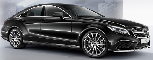 mercedes cls coupe car leasing
