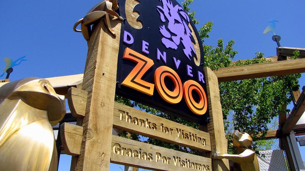Denver Zoo Sign | Matt | Flickr