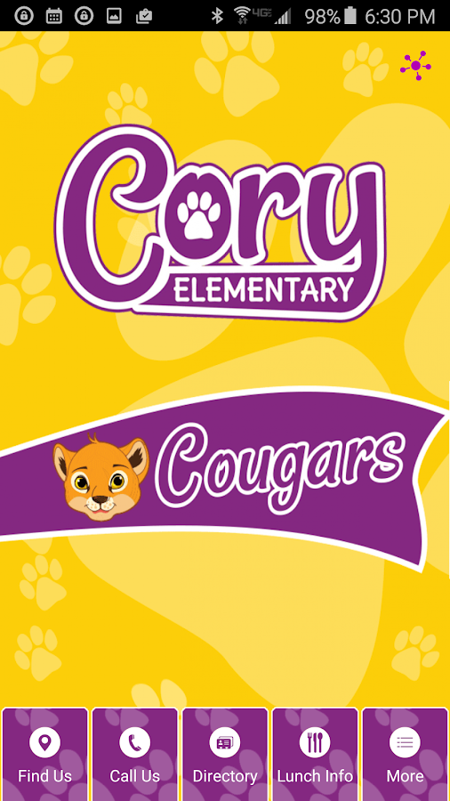 Cory Elementary- screenshot