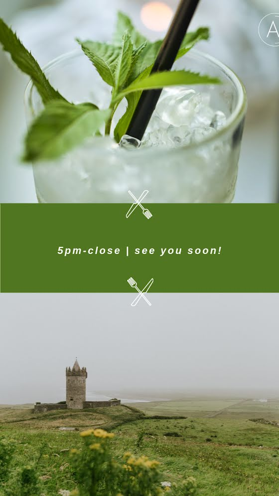St. Patrick's Day Hours - St. Patrick's Day Template