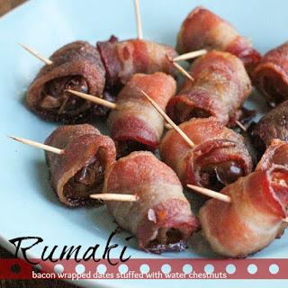 """Rumaki - Can You Say """"Bacon, Bacon, Bacon?"""""""