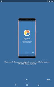 EdgeBlock: Screen edge touch blocker 4
