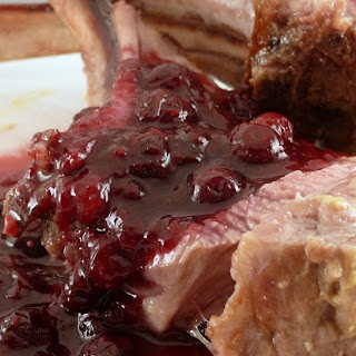 Huckleberry Sauce Recipes