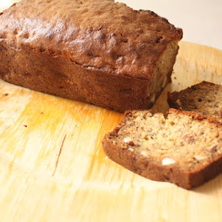 Banana Bread With Almonds