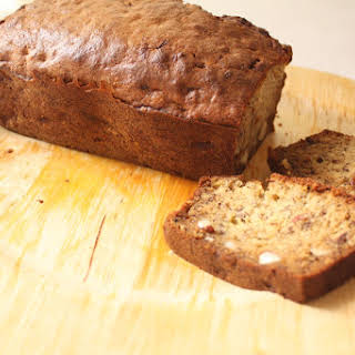 Banana Bread With Almonds Recipes.