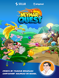 Neymar Jr Quest- screenshot thumbnail