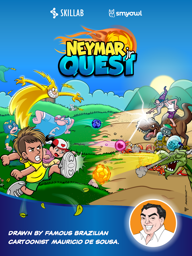 Neymar Jr Quest- screenshot