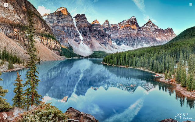 Canada HD Wallpapers New Tab Theme