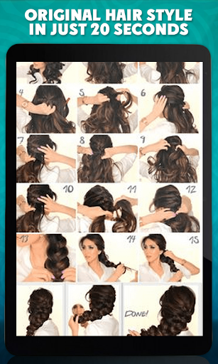 Perfection Hairstyles Steps