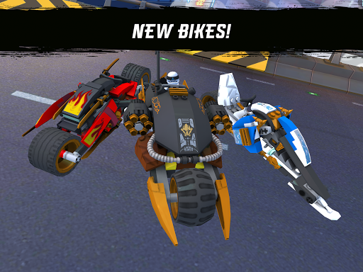 LEGO® NINJAGO®: Ride Ninja - screenshot