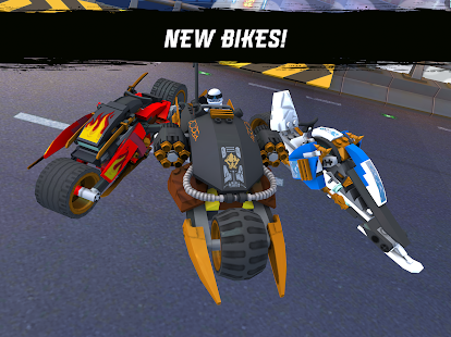 LEGO® NINJAGO®: Ride Ninja Screenshot