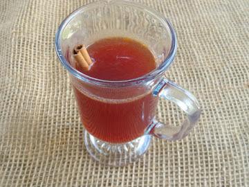 Homemade Holiday Cranberry Cider Recipe