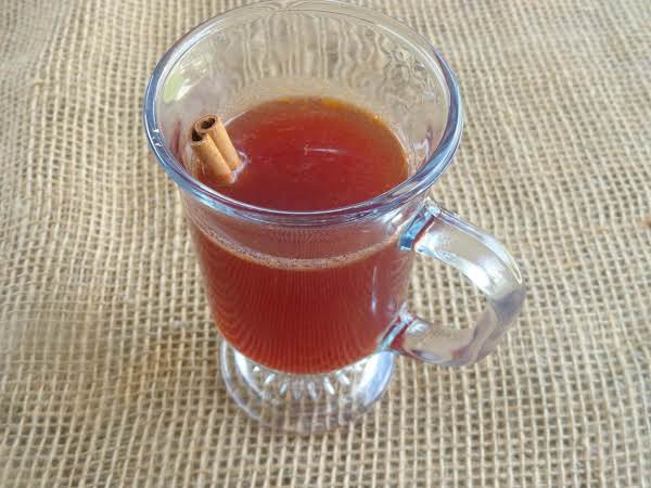 Homemade Holiday Cranberry Cider Recipe