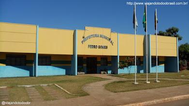 Photo: Prefeitura Municipal de Pedro Gomes