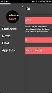 Karlsruhe News App (Unreleased) - náhled