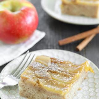 Apple Upside Down Cake.