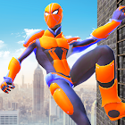 Robot Spider Hero: Strange Superhero Fighting Game
