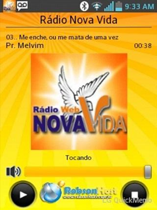 Nova Vida Web Rádio