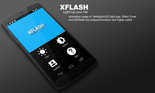 XFlash flashlight LED